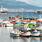 Hafen in Ponta Delgada